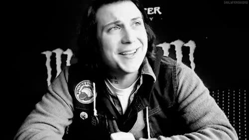 Watch and share Frnkierogif GIFs and Frank Iero GIFs on Gfycat