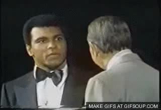 Watch and share Muhammad Ali GIFs on Gfycat
