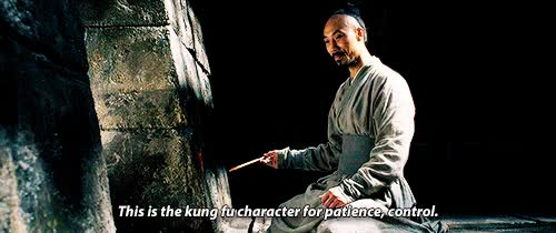 Watch and share Marco Polo GIFs and Kung Fu GIFs by Reactions on Gfycat