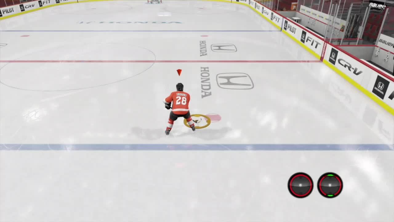EA Sports, Hockey, NHL, NHL 15, PS4, NHL 15 - Stride Deke to Backhand GIFs