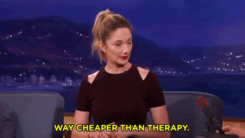 Watch and share Judy Greer GIFs and Conan GIFs on Gfycat