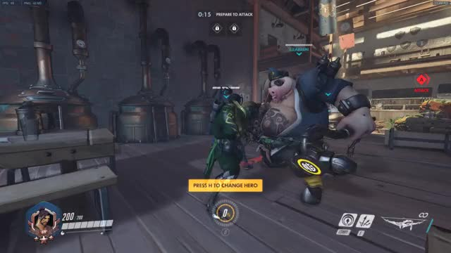 Watch cool roadhog GIF on Gfycat. Discover more Overwatch, emote, wholesomeoverwatch GIFs on Gfycat