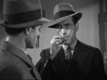 Watch and share Humphrey Bogart GIFs on Gfycat