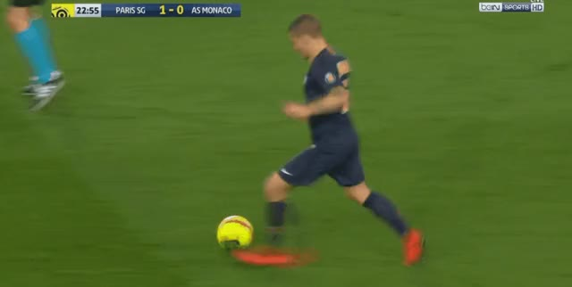 Watch and share Verratti Long Pass Vs Monaco 18-19 GIFs by FIFPRO Stats on Gfycat