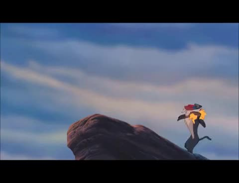 Watch and share The Lion King GIFs and Rafiki GIFs on Gfycat