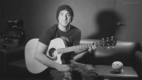Watch and share Alex Gaskarth GIFs and All Time Low GIFs on Gfycat