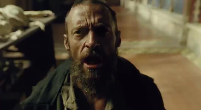 Valjean's Soliloquy - Les Misérables (2012) GIFs