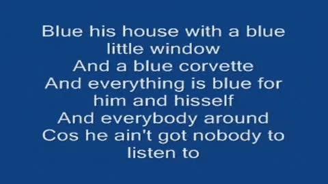Watch and share Eiffel 65 - I'm Blue (da Ba Dee) Lyrics GIFs on Gfycat