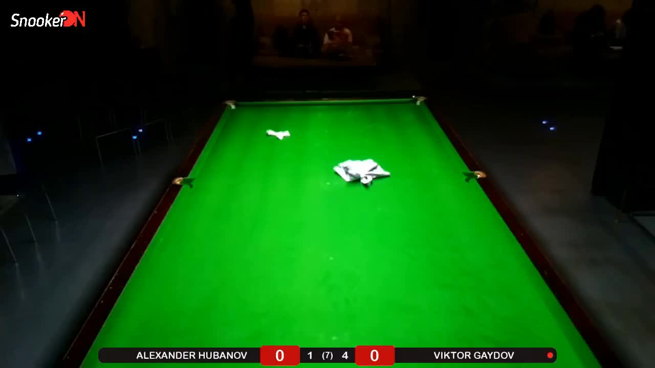 The Academy - Snooker Table 6 Live Stream GIFs