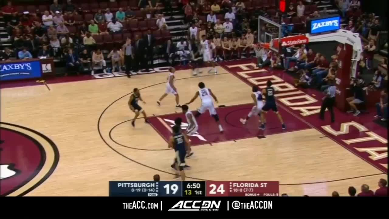 All Tags, NCAA, Panthers, Pittsburgh, acc, accdigitalnetwork, accdn, athletics, competition, seminoles, Pittsburgh vs Florida State College Basketball Condensed Game 2018 GIFs