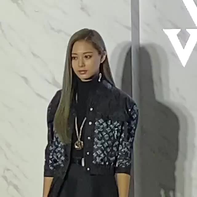 Watch and share Louis Vuitton GIFs and Twice Tzuyu GIFs by masterfat on Gfycat