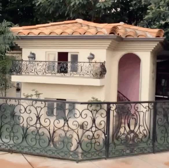 Watch and share Paris Hilton's Dog House Is Probably Nicer Than Your Own Home GIFs on Gfycat