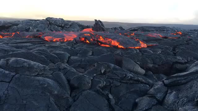 Watch and share Lava Flow GIFs by vani  on Gfycat