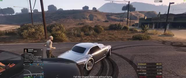 Watch Grand Theft Auto V 2019.04.09 - 09.37.04.02.DVR Trim GIF on Gfycat. Discover more grandtheftautov GIFs on Gfycat