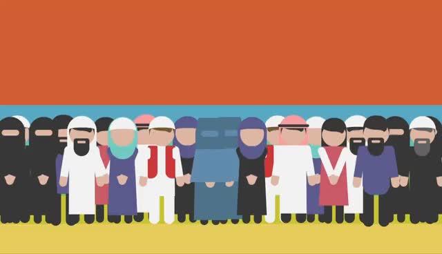 Watch and share ¿Qué Es El Islam? GIFs on Gfycat
