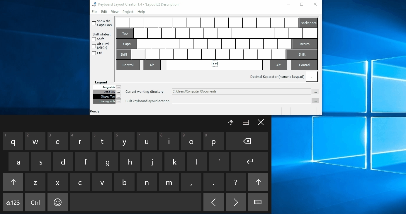 How to create an emoji keyboard layout for windows 10 biocorpaavc Choice Image