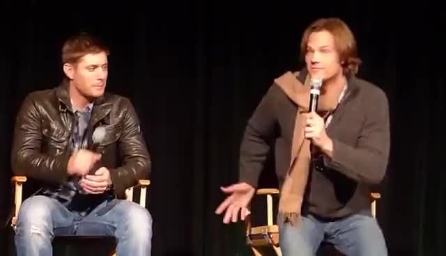 Watch The Jensen GIF on Gfycat. Discover more supernatural GIFs on Gfycat