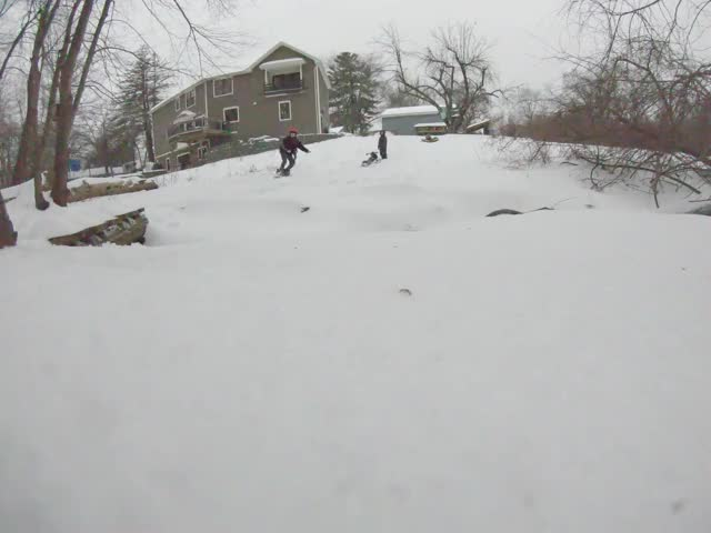 Watch and share Snow Board Fail GIFs on Gfycat