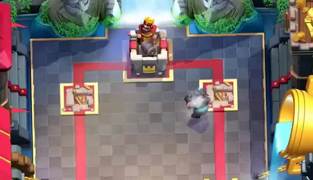 Watch Clash Royale: MEGA KNIGHT (New Legendary Card!) GIF on Gfycat. Discover more related GIFs on Gfycat