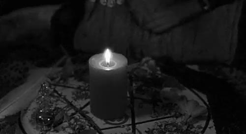 Watch gifo-mania GIF on Gfycat. Discover more Actors, Big Gif, Black Magic, Black and White, Candle, Fairuza Balk, Gif, HD, Magic, Movie, The Craft, The Witch, Witchcraft GIFs on Gfycat
