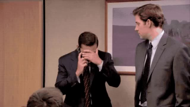 Watch and share Michael Scott GIFs and Steve Carell GIFs by Pete Brown on Gfycat