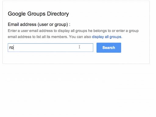 Watch and share Groups Directory: From Apps Script To The Google Apps Marketplace - Google Apps Script Examples GIFs on Gfycat