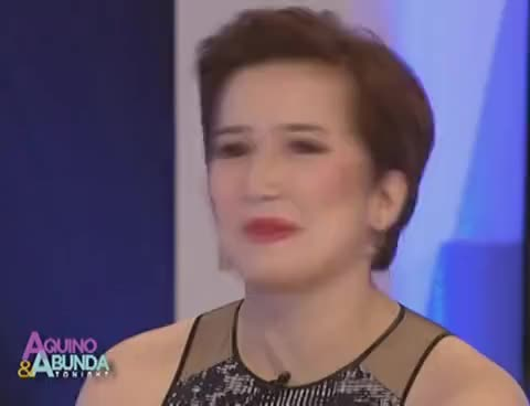 Watch and share Kris Aquino Confirms She's Not Pregnant GIFs on Gfycat