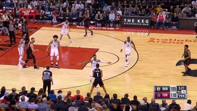 Watch cut GIF by @dirk41 on Gfycat. Discover more Brooklyn Nets, Toronto Raptors, basketball GIFs on Gfycat
