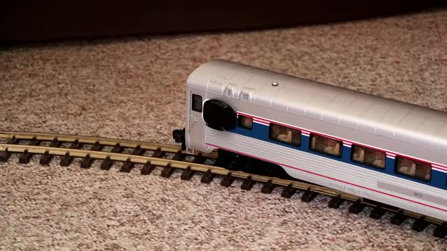 Watch Gopro Unusual View Of Amtrak Model Penger Train Gif By Meskal On Gfycat