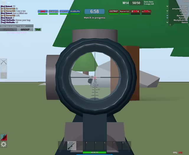 Watch and share Roblox 2019-08-11 15-29-32 GIFs by xGala on Gfycat