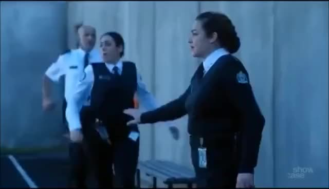 Watch Wentworth | 5X01 | Allie Attacks The Freak GIF on Gfycat. Discover more related GIFs on Gfycat