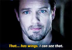 Watch @BISEXUALMERLIN GIF on Gfycat. Discover more **, *gif, 1knotes, ian bohen, peter hale, teen wolf, twedit GIFs on Gfycat