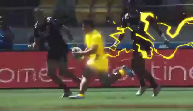Watch this rugby GIF on Gfycat. Discover more efectos especiales, rugby, rugby league, sports GIFs on Gfycat