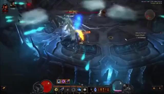 Diablo 3: Reaper of Souls - Malthael kill