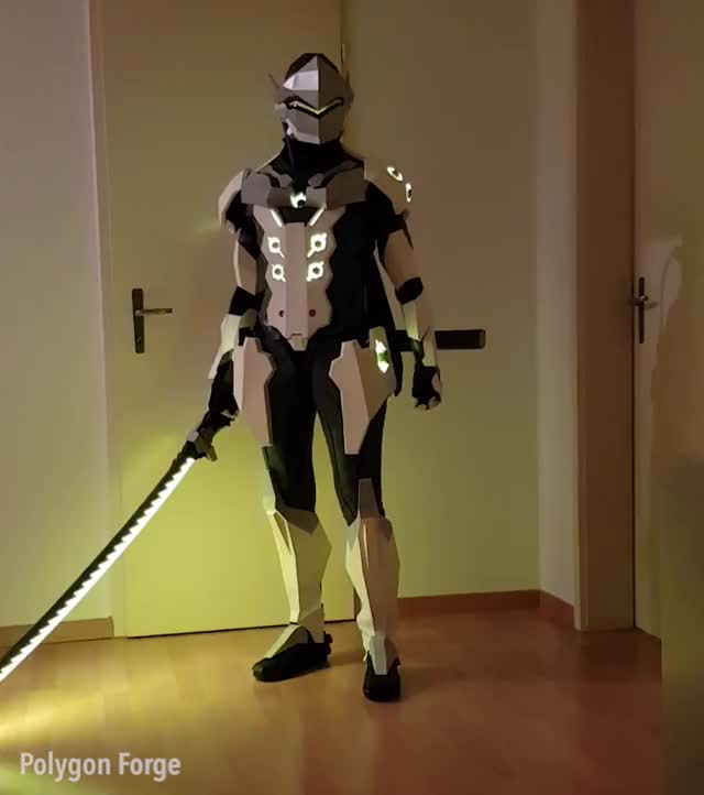 Watch and share Cosplay GIFs by gamedevm on Gfycat