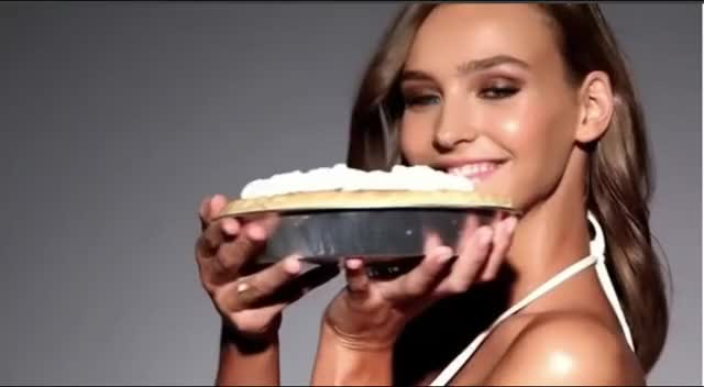 Watch and share Rachel Cook GIFs and Pie GIFs on Gfycat