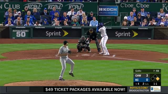 Watch and share Kansas City Royals GIFs by craigjedwards on Gfycat