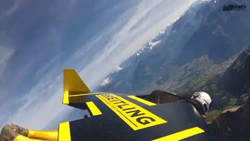 Watch and share Base Jumping GIFs and Incredible GIFs on Gfycat