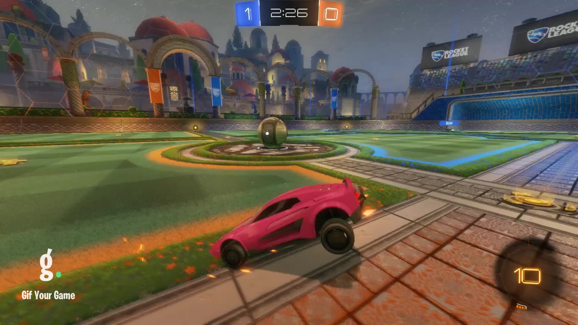 Gif Your Game, GifYourGame, Goal, Rocket League, RocketLeague, dem, Goal 2: dem GIFs