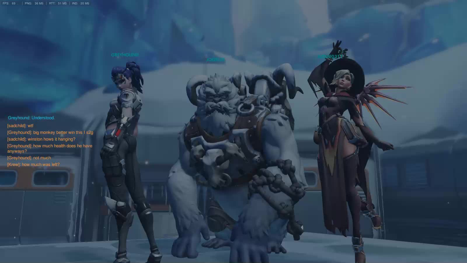 3v3, overwatch, widowmaker, double shot GIFs