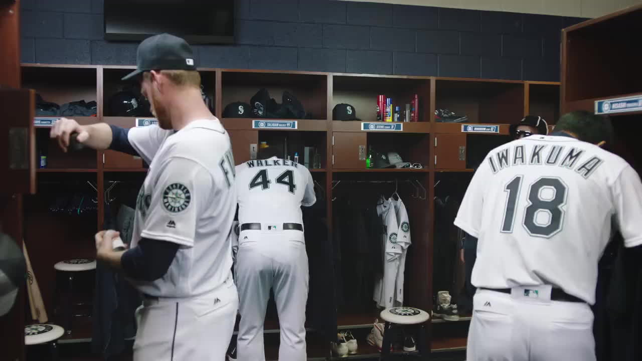 2016, commercials, marinersgifs, 2016 Mariners Commercials: K-Swag GIFs