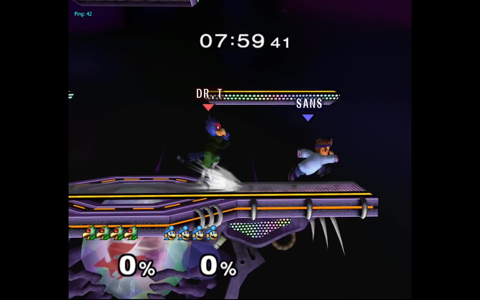smashgifs, ssbm, ssmb, b-throw cape GIFs