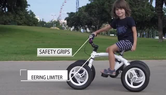 Watch Monkeycycle: The Modular Bike That Grows With Your Child - Amazing, awesome and innovative invention GIF on Gfycat. Discover more Hobby, Supplies, accessories, amazing, amazon, buddy, child, future, gadget, idea, innovation, innovative, inventions, items, kitchen, miraculous, monkeycycle, novel, technology, useful GIFs on Gfycat