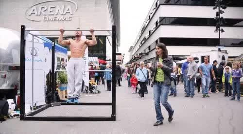 Watch and share Fitness GIFs by Ironia e Satira on Gfycat