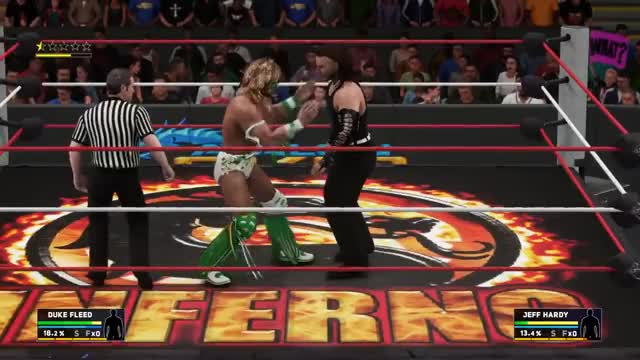 Watch WWE 2K18_20181012165241 GIF on Gfycat. Discover more PS4Share, SquaredCircle, illustrissimo81, wrestling GIFs on Gfycat