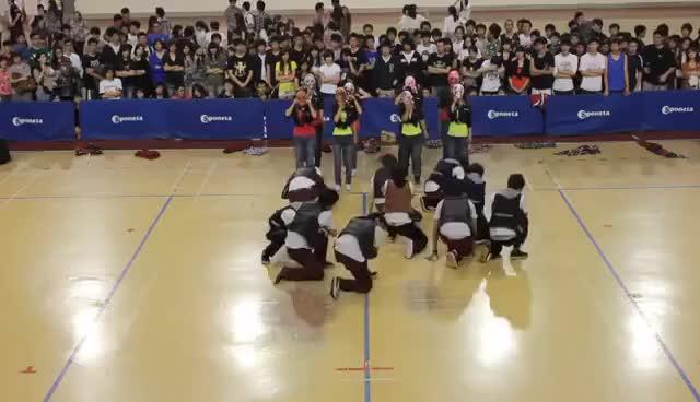 Watch and share 2011中央機械系系舞 GIFs on Gfycat