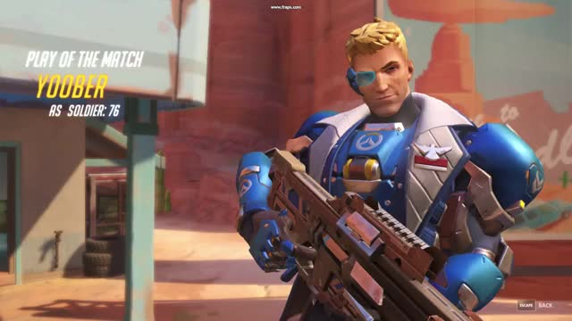 Watch and share Overwatch GIFs by yoober on Gfycat