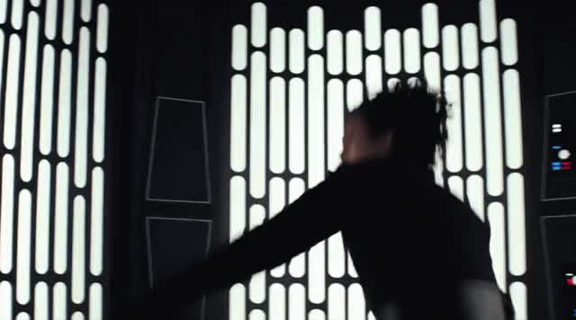 Watch this trending GIF by The GIF Smith (@sannahparker) on Gfycat. Discover more adam driver, angry, fit, kylo ren, rage, star wars, tantrum, the last jedi GIFs on Gfycat