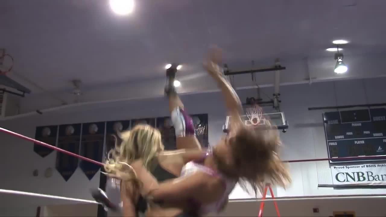 covey pro, pro wrestling, wrestling, Maria Manic GIFs