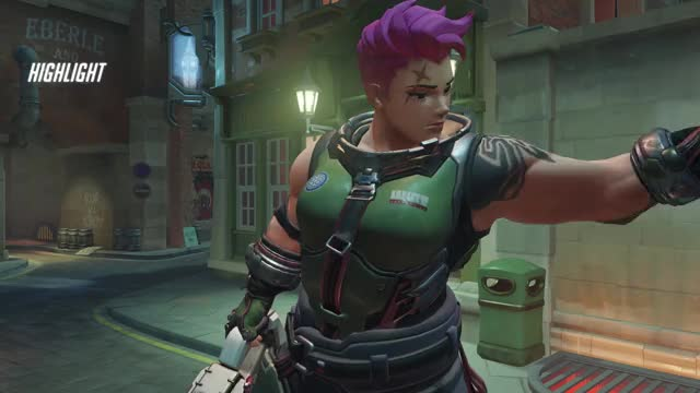 Watch oof 18-07-07 20-47-28 GIF on Gfycat. Discover more highlight, overwatch, zarya GIFs on Gfycat